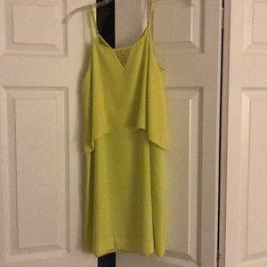 Bar III dress, size S